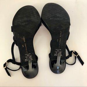 Zara Shoes - ZARA TRAFALUC BLACK STILETTO HEELS